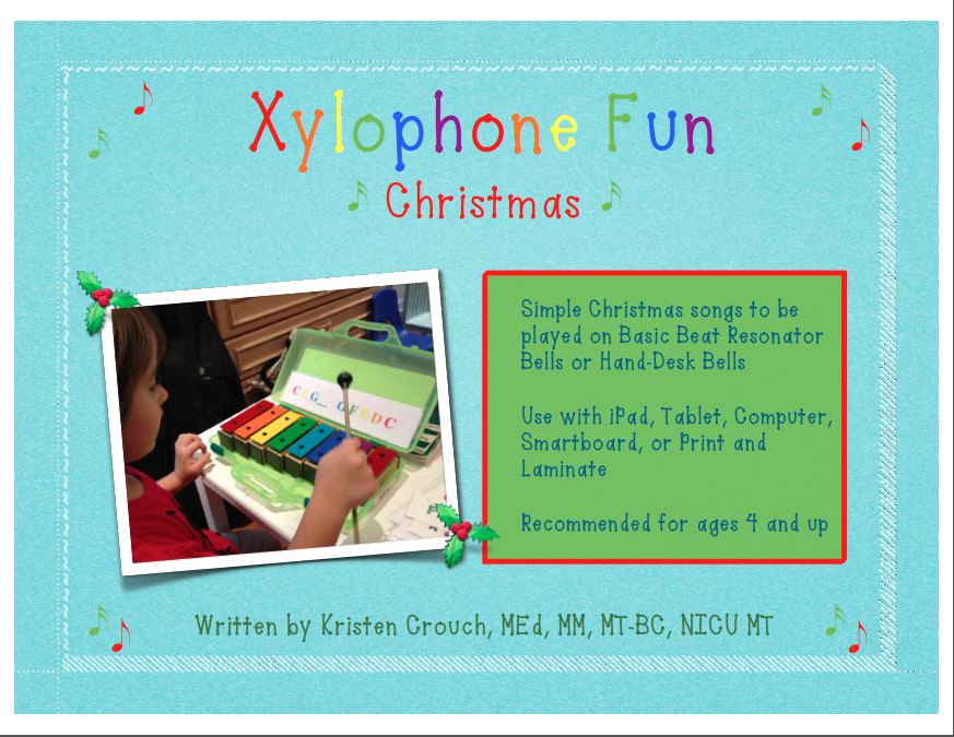 Xylphone Fun Christmas – Updated!