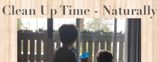 Clean Up Time – Naturally
